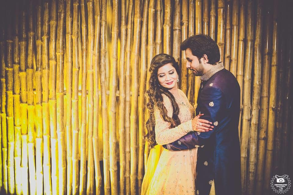 couple photography:aman gera photography