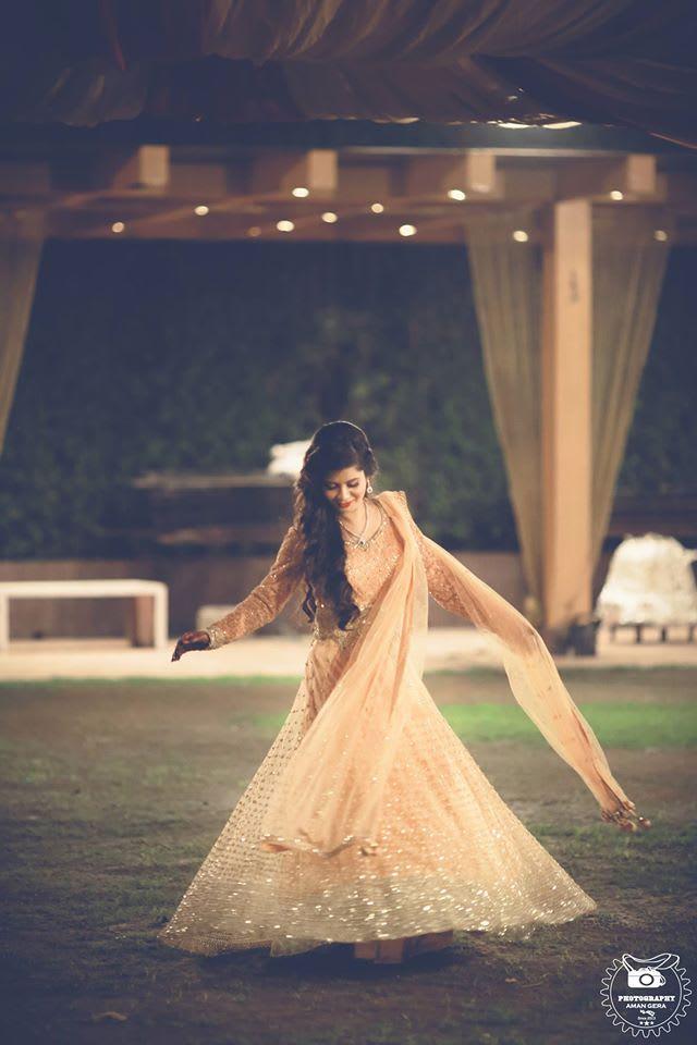 bridal wear:aman gera photography