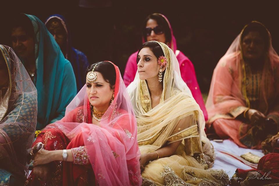 bridemaid shot:karan sidhu photography
