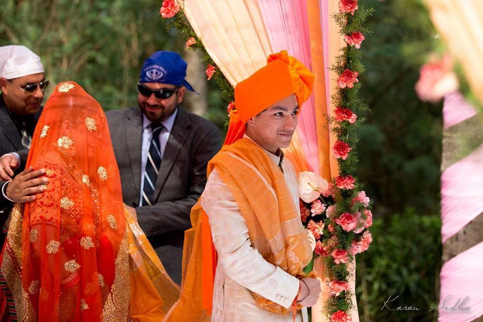 wedding rituals:karan sidhu photography
