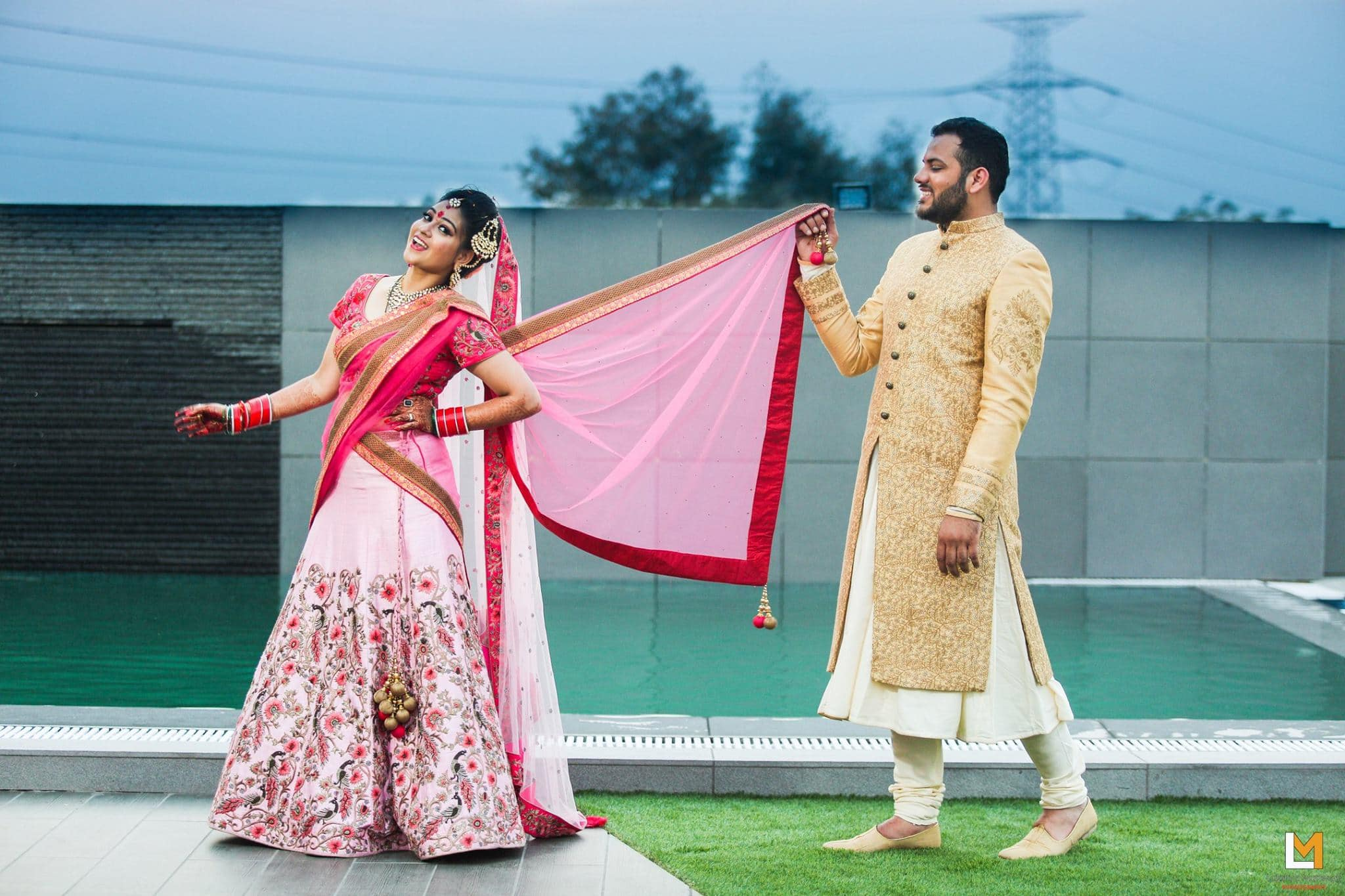 wedding outfit:lakshya manwani photography