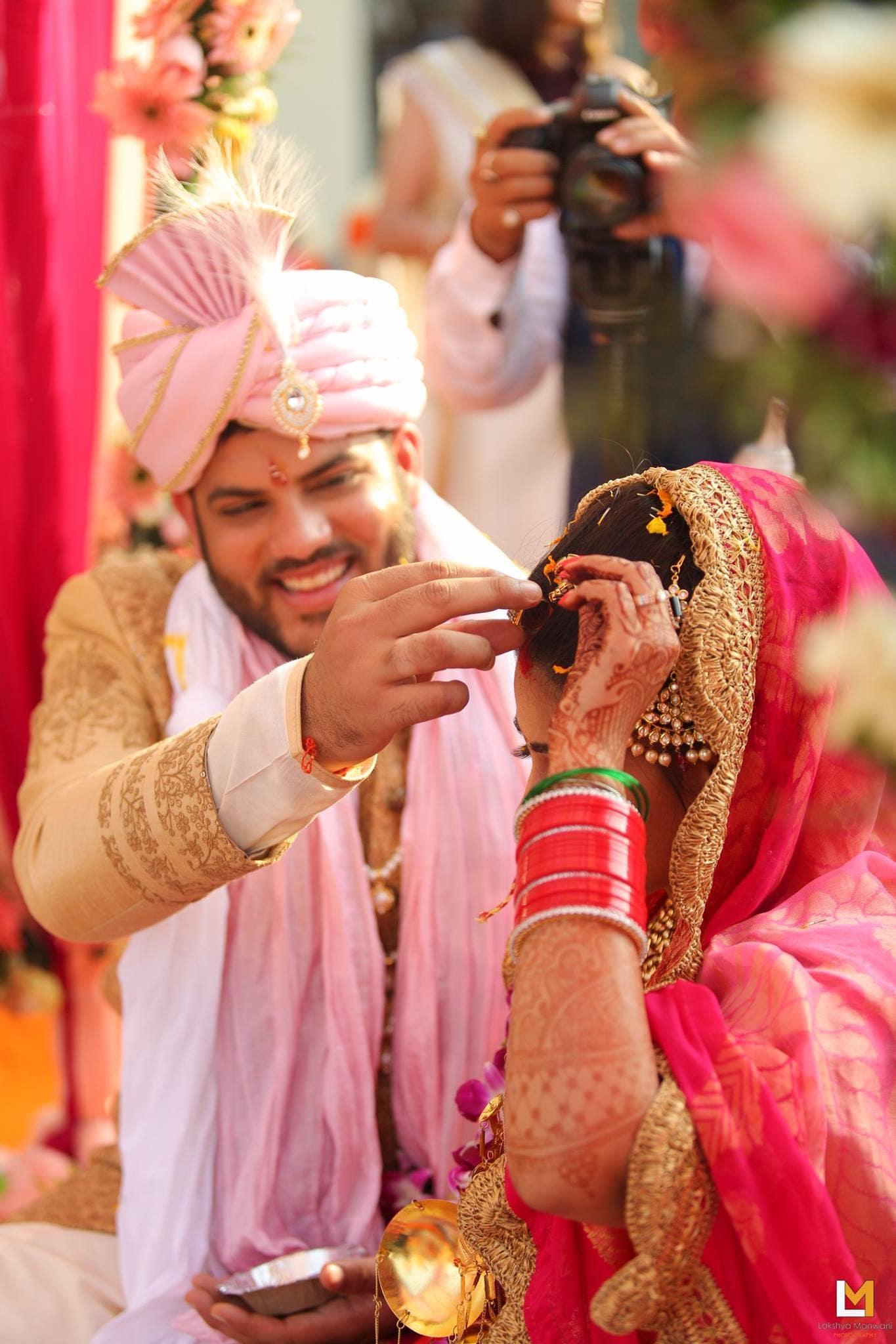 wedding rituals:lakshya manwani photography
