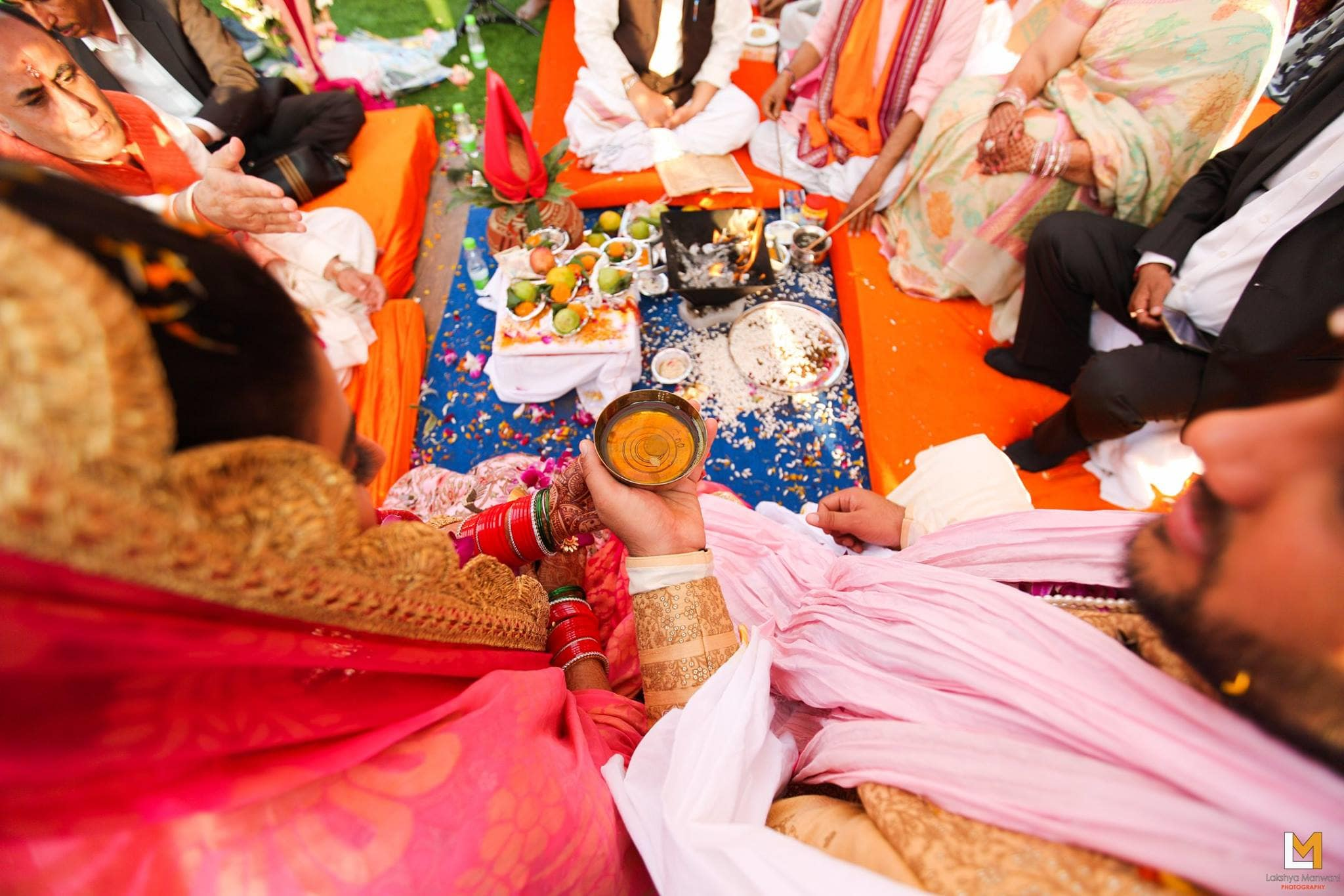 wedding rituals:lakshya manwani photography
