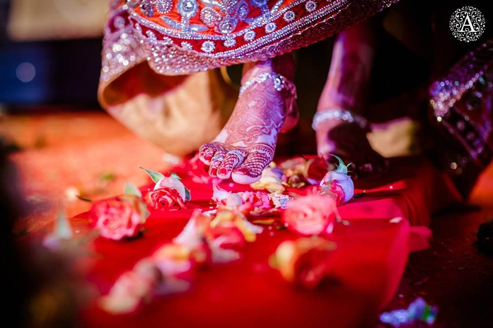 wedding rituals by bride:amour affairs