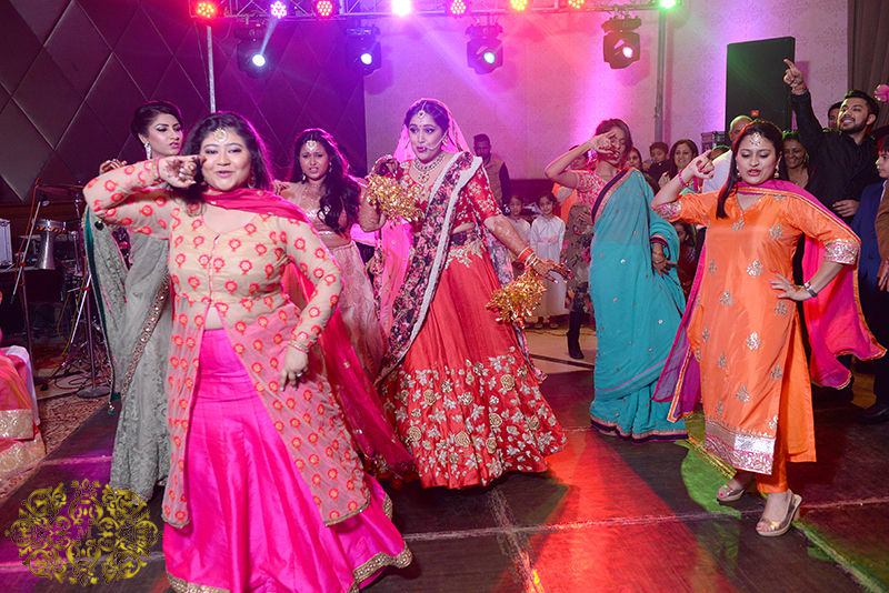 bridal dance:mahatta photography