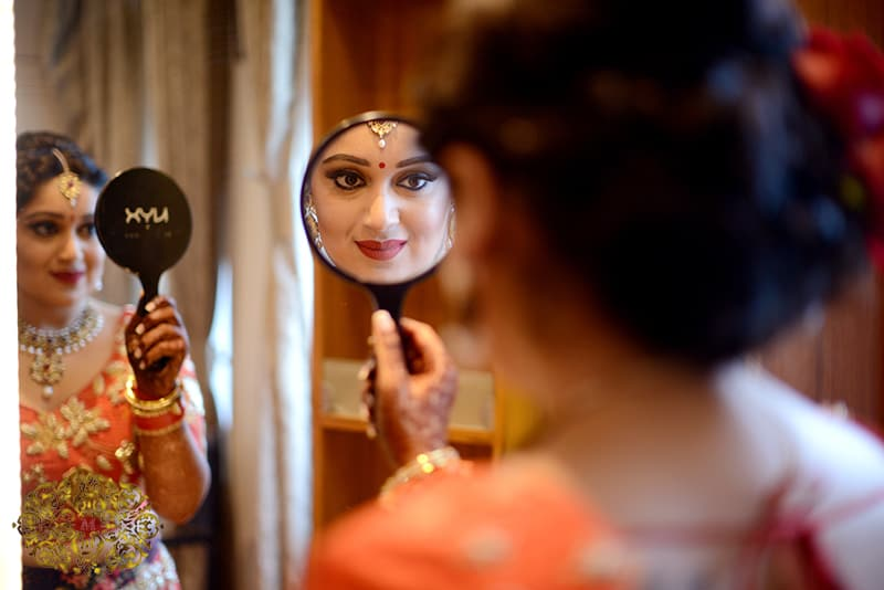 bridal wear:mahatta photography