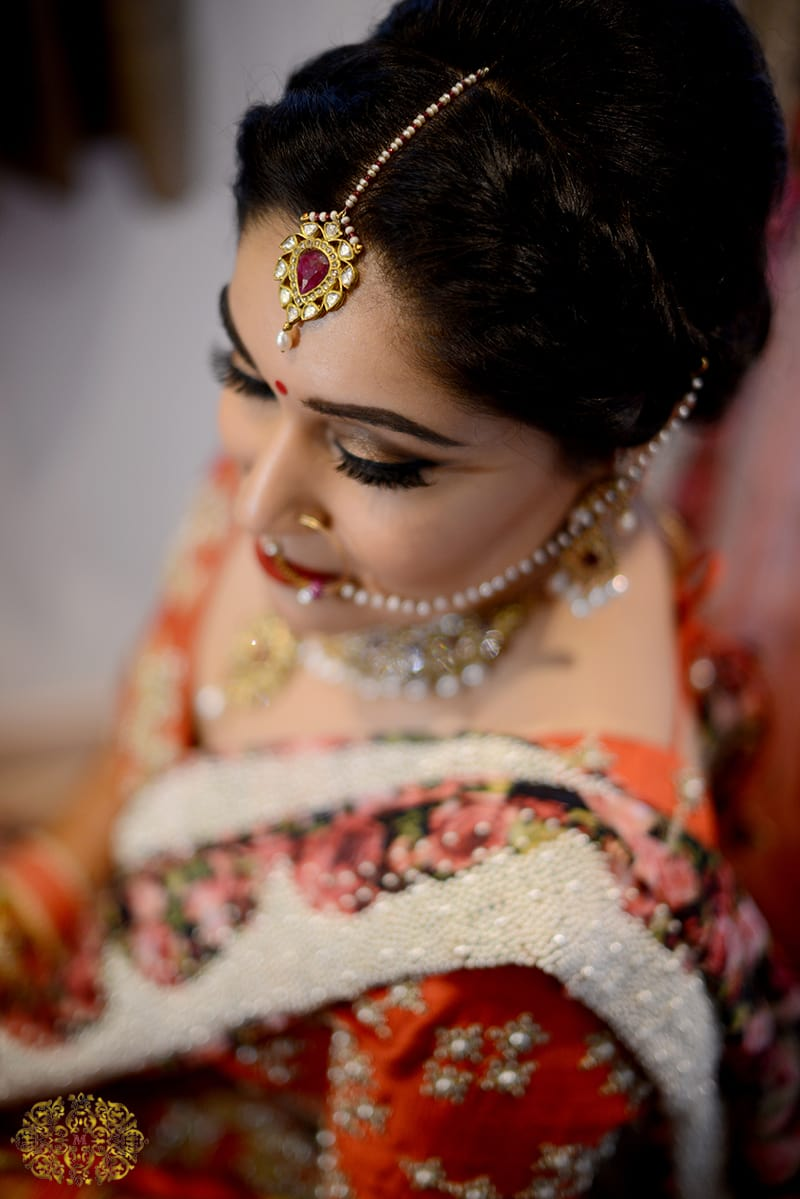 bridal makeup:mahatta photography