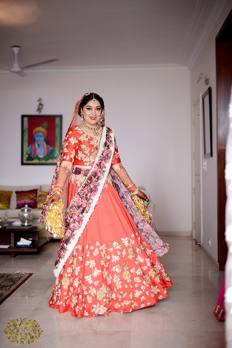 bridal wear:mahatta photography