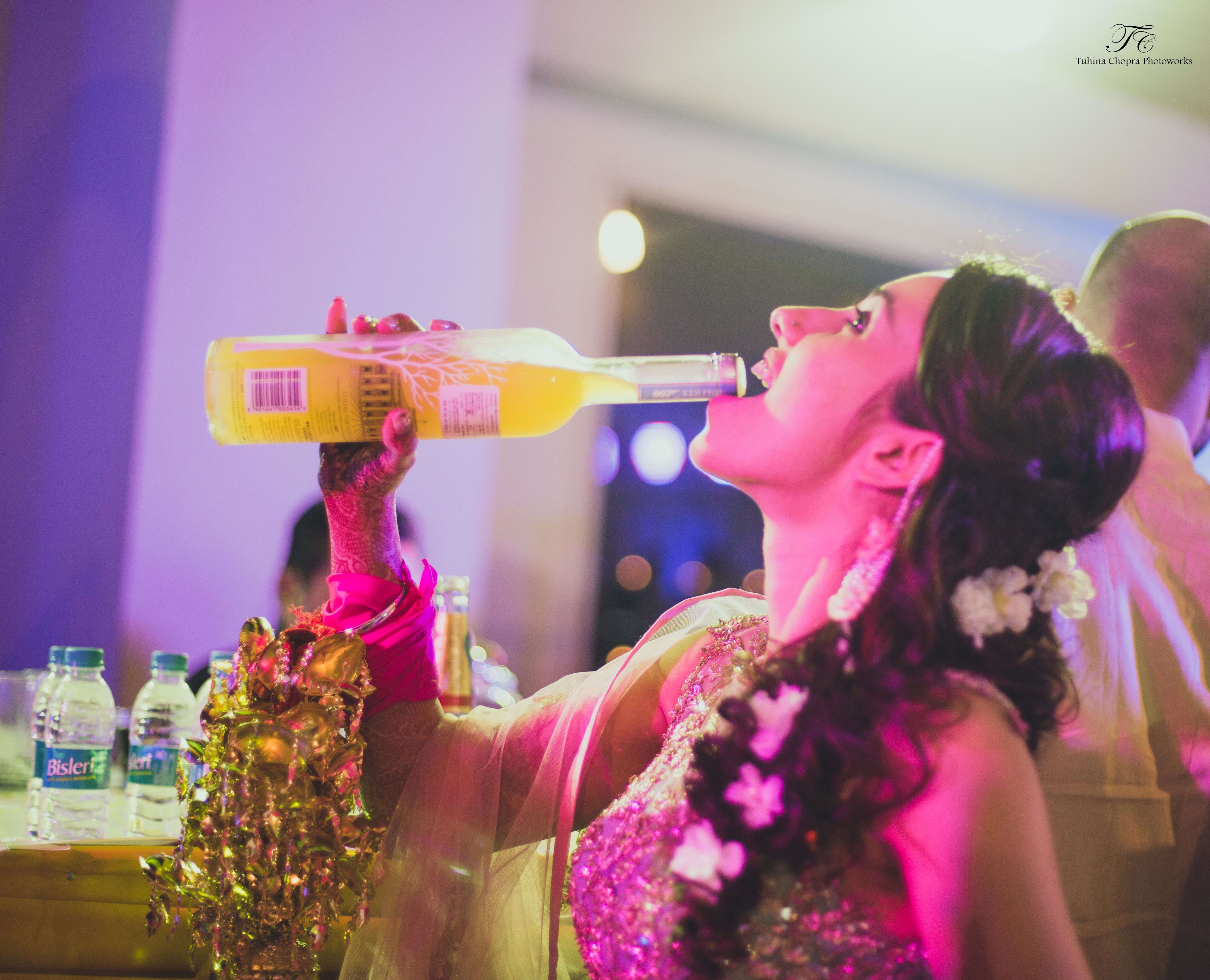 the bride swat:tuhina chopra photoworks