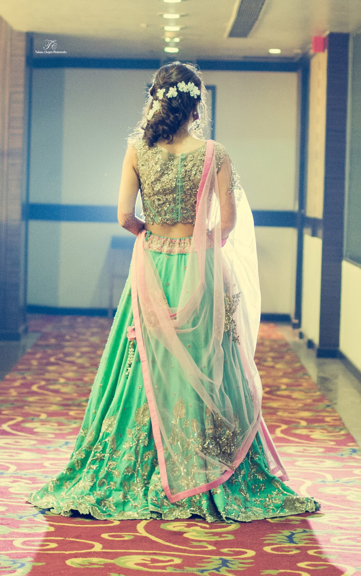 bridal shoot:tuhina chopra photoworks