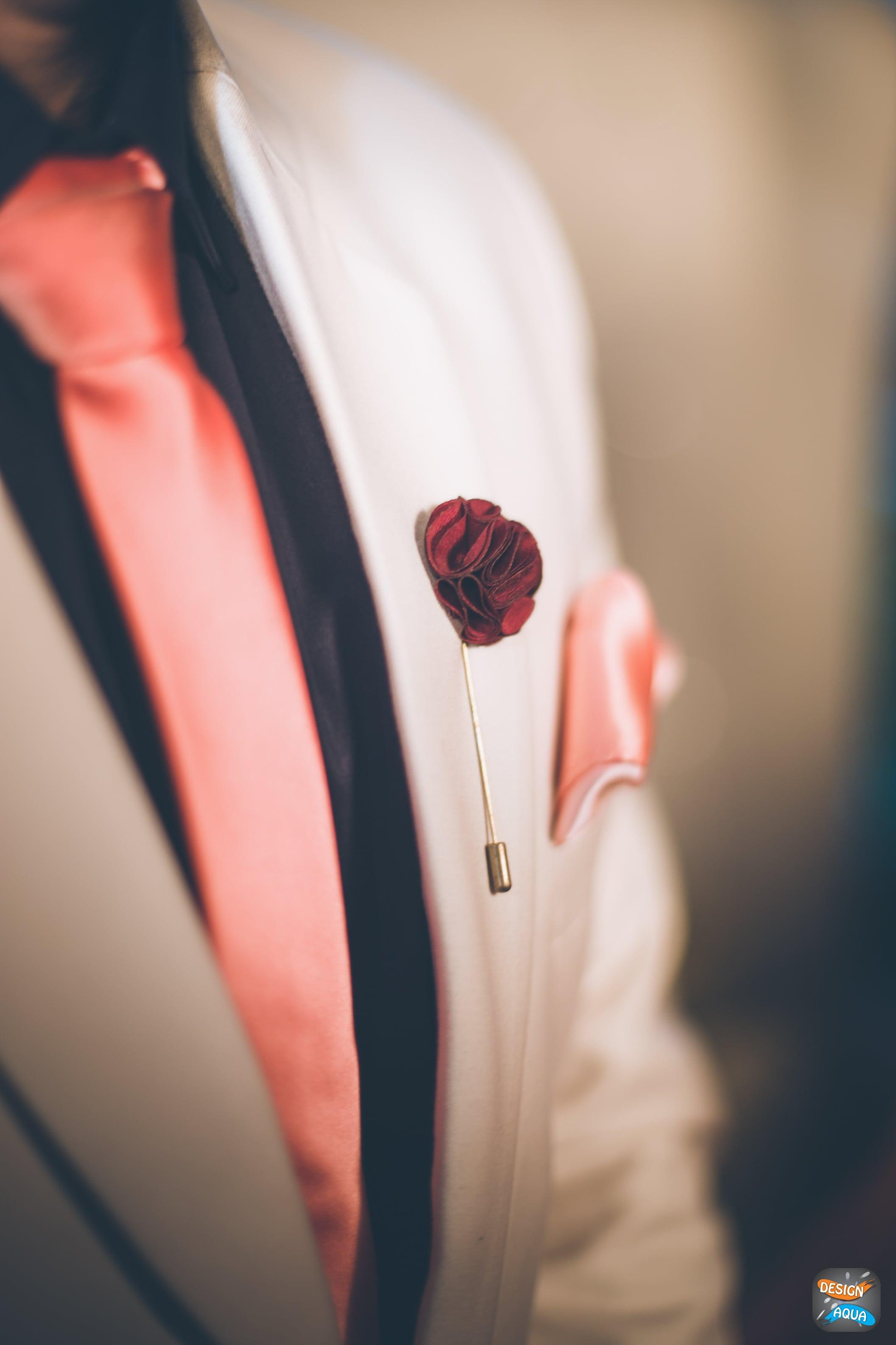 groom getting ready:design aqua, asiana couture, rani pink