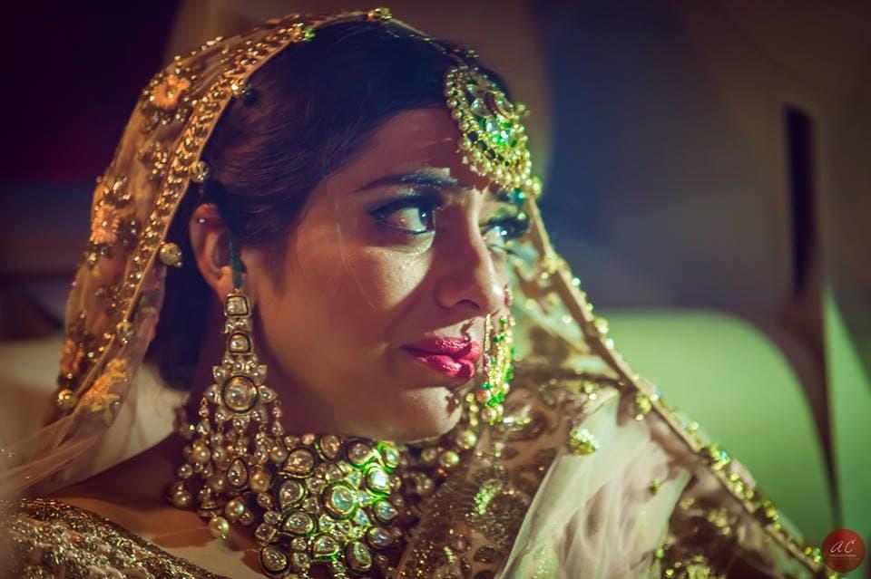 bridal shot:sabyasachi couture pvt ltd, art capture production