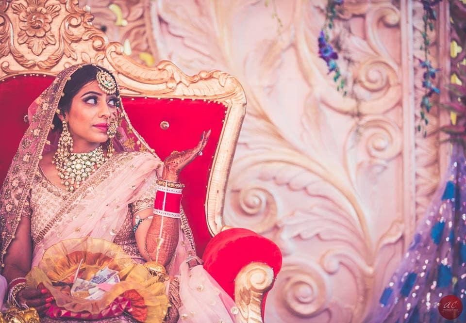 bridal photography:sabyasachi couture pvt ltd, art capture production
