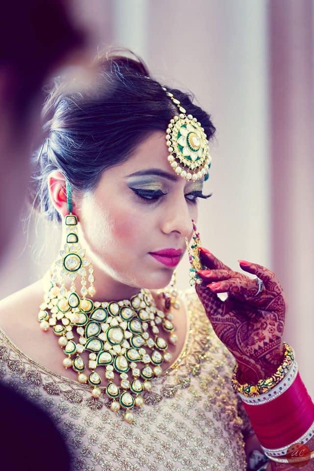 beautiful kundan jewellery:sabyasachi couture pvt ltd, art capture production
