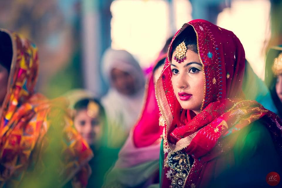 bridesmaid shot:sabyasachi couture pvt ltd, art capture production