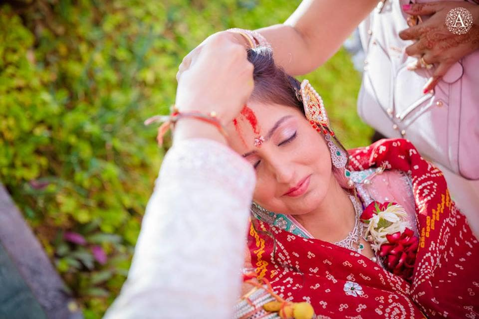 wedding ritual sindoor ceremony:amour affairs