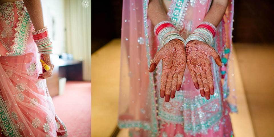 bridal mehndi:amour affairs