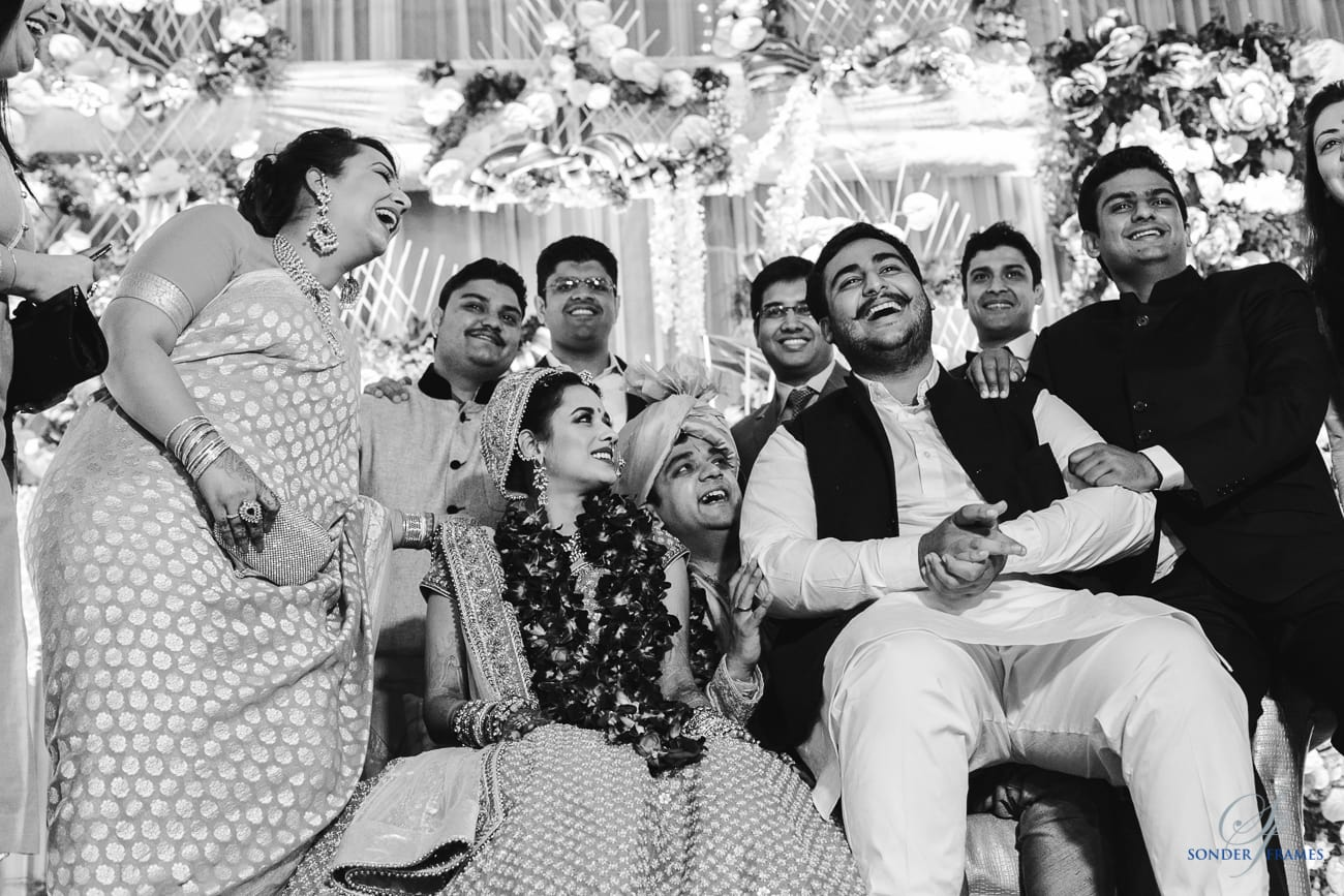 group photography:bridal makeup by kajal sharma, sonder frames, stallion events