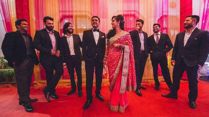 couple photography:bridal makeup by kajal sharma, sonder frames, stallion events