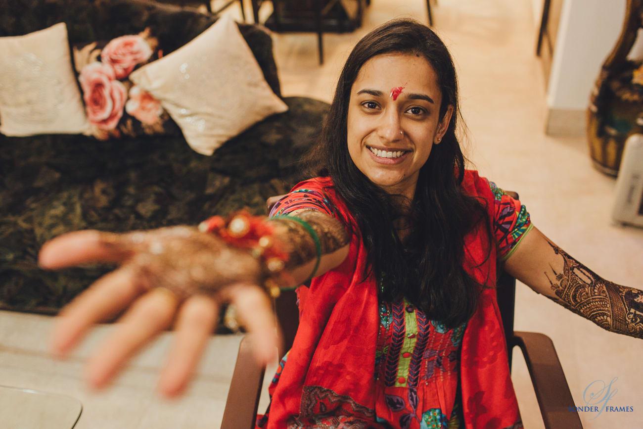 wedding ritual:bridal makeup by kajal sharma, sonder frames, stallion events