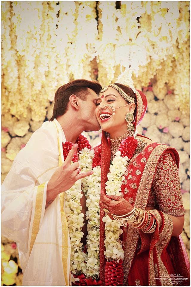 celebrity weddings 2016:the wedding filmer, sabyasachi couture pvt ltd, anushree reddy