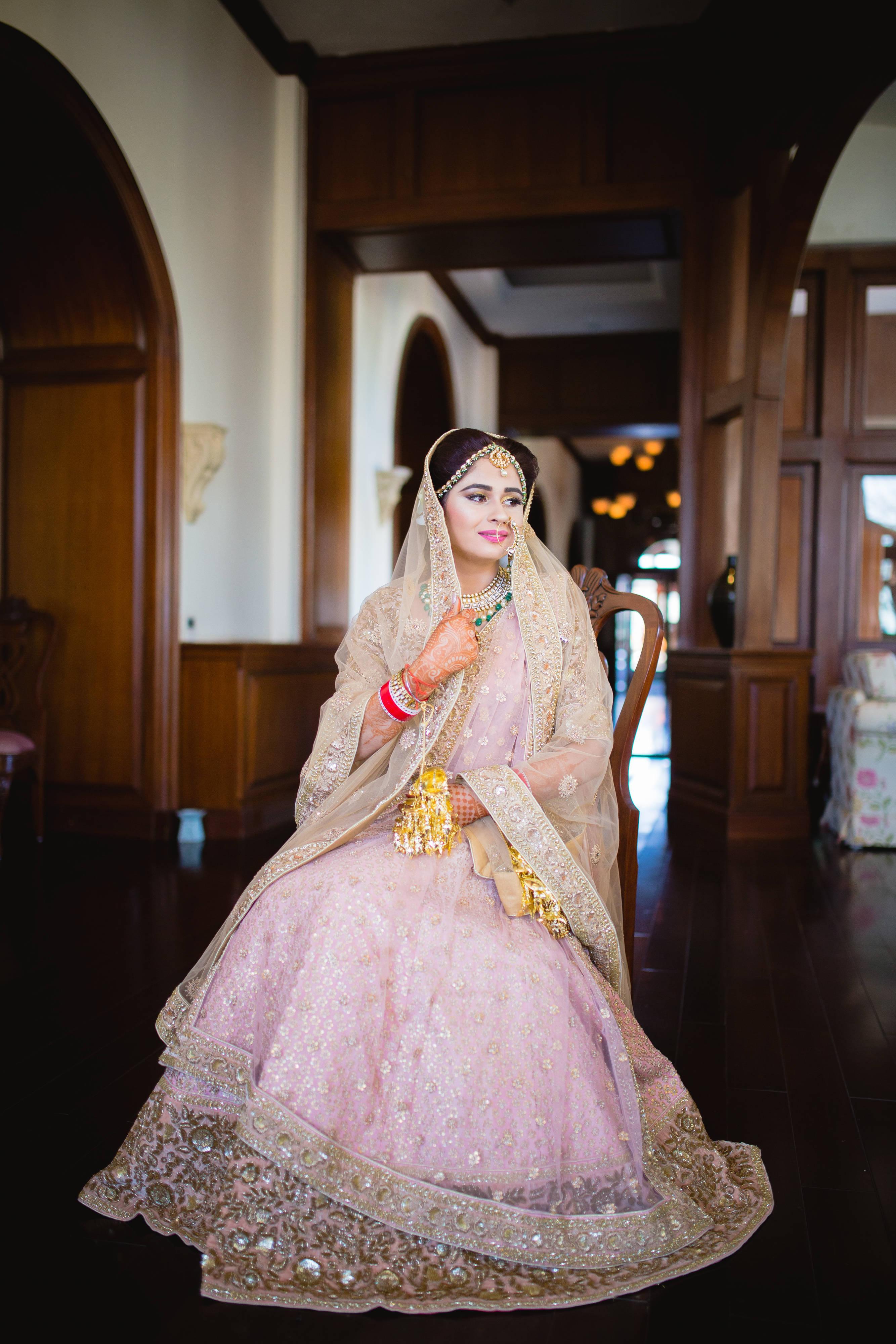 bridal shoot:gujralsons, sabyasachi couture pvt ltd