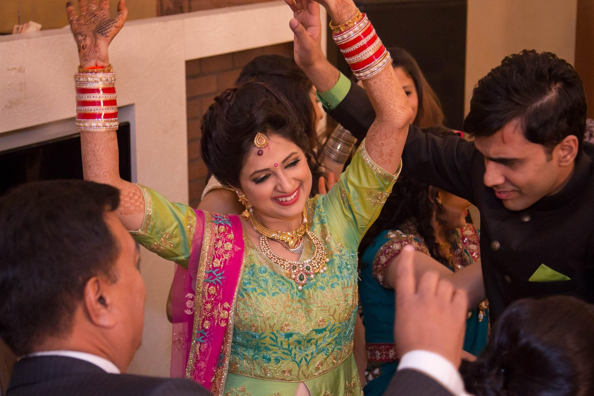 the bride neha!:imomentsvideo