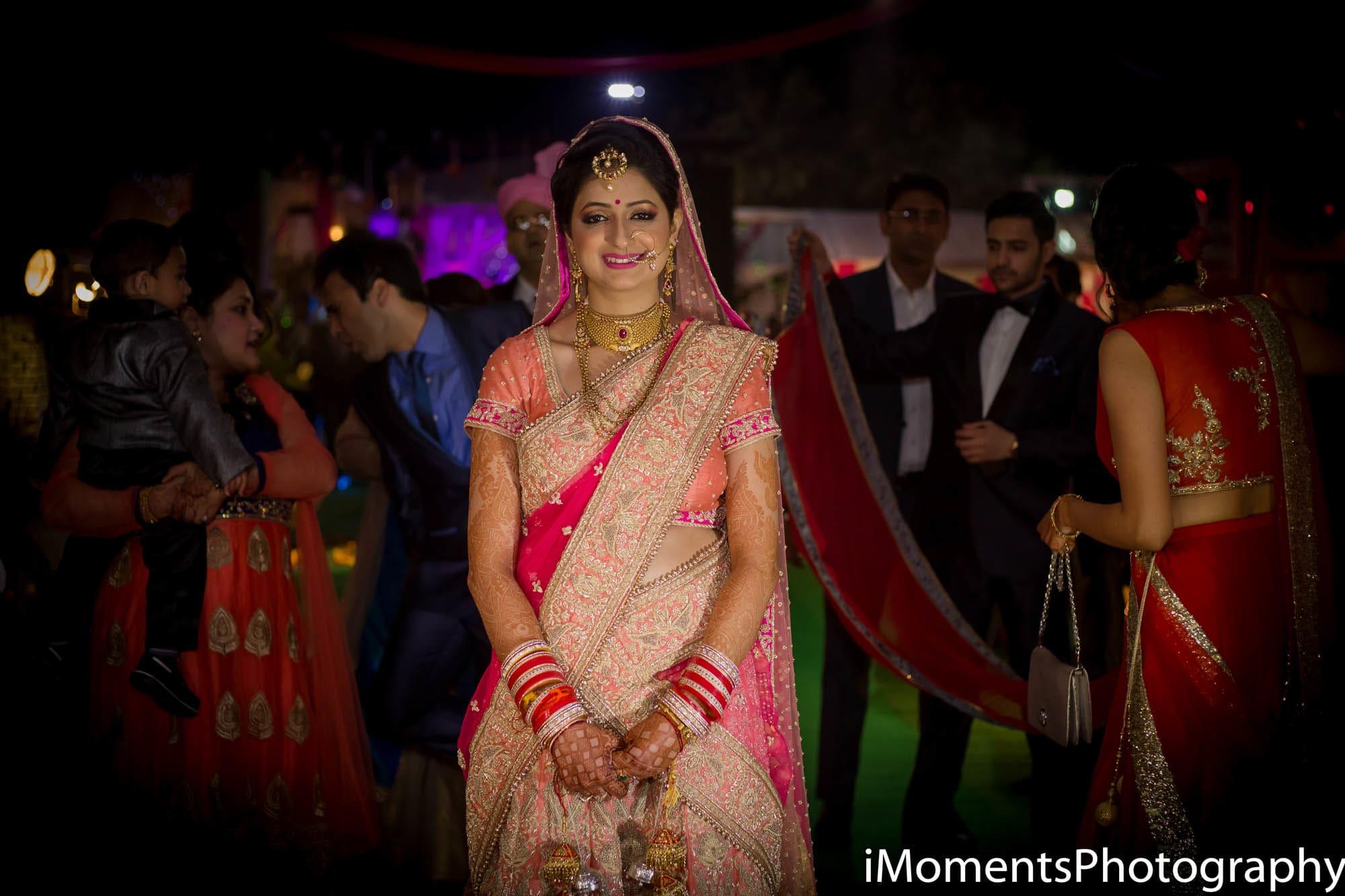 the perfect bride!:imomentsvideo