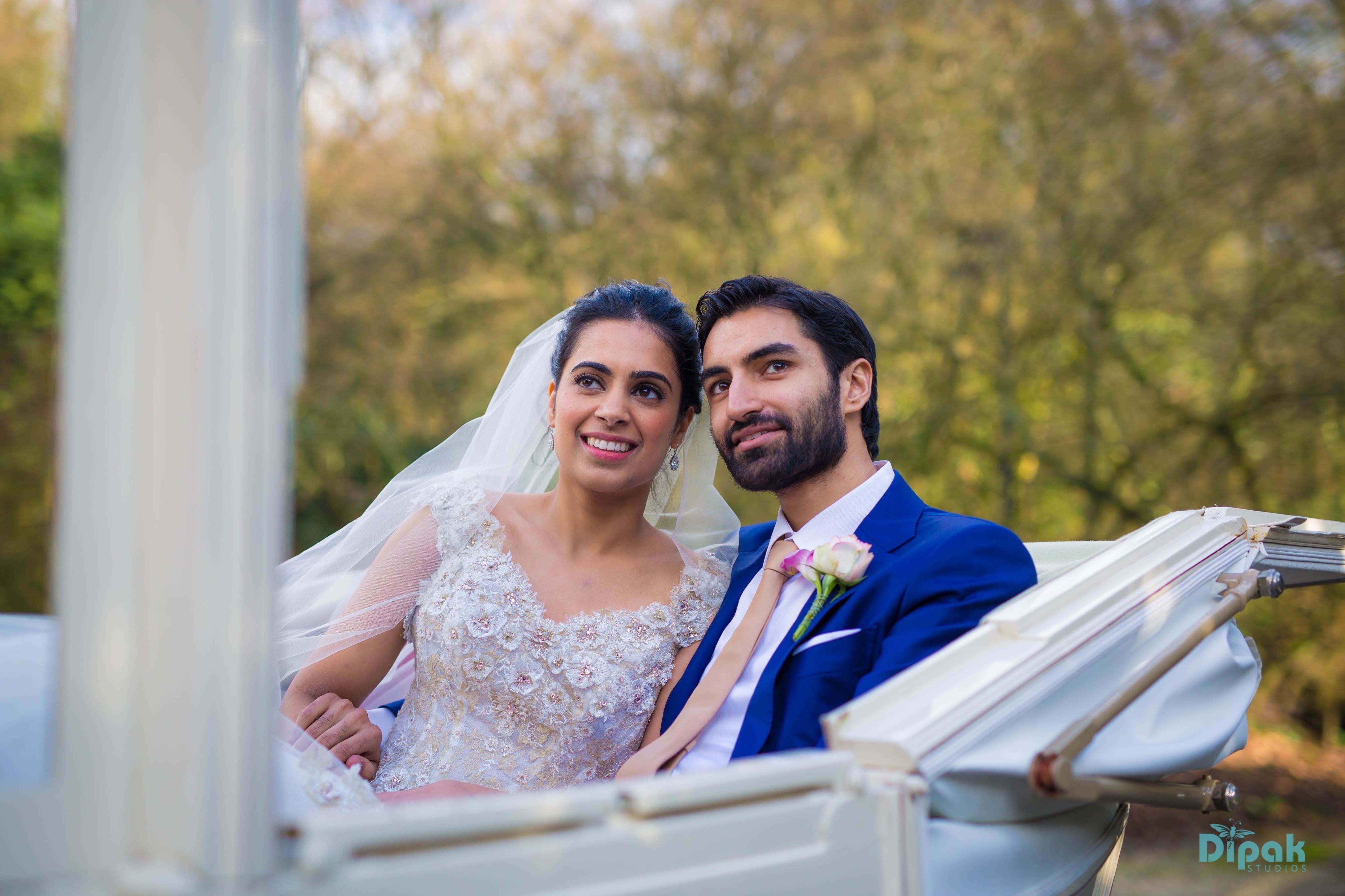 the perfect couple!:dipak colour lab pvt ltd, sabyasachi couture pvt ltd, anushree reddy