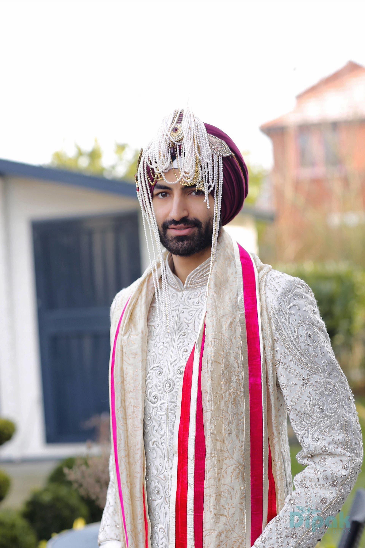 the royal groom!:dipak colour lab pvt ltd, sabyasachi couture pvt ltd, anushree reddy