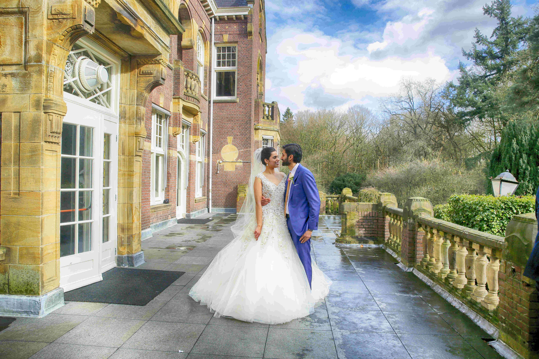the royal couple!:dipak colour lab pvt ltd, sabyasachi couture pvt ltd, anushree reddy