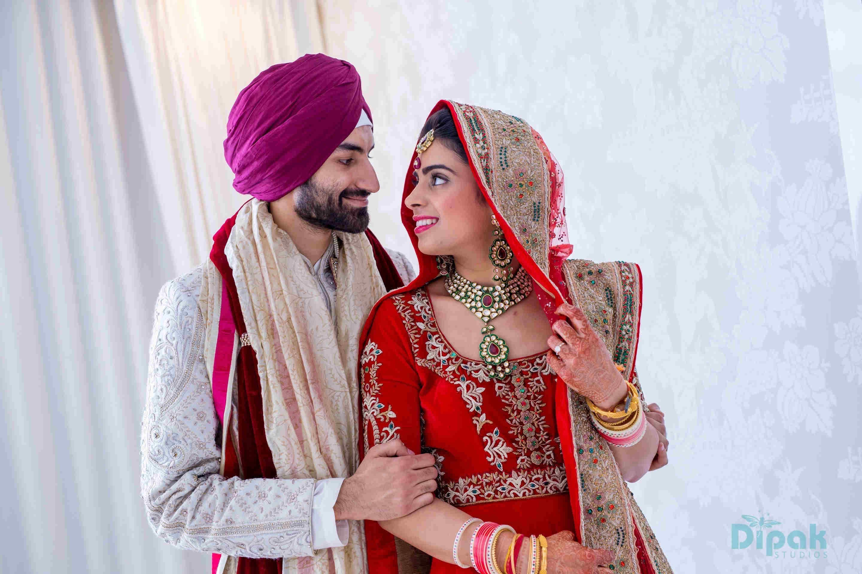 the perfect couple!:dipak colour lab pvt ltd, sabyasachi couture pvt ltd, anushree reddy