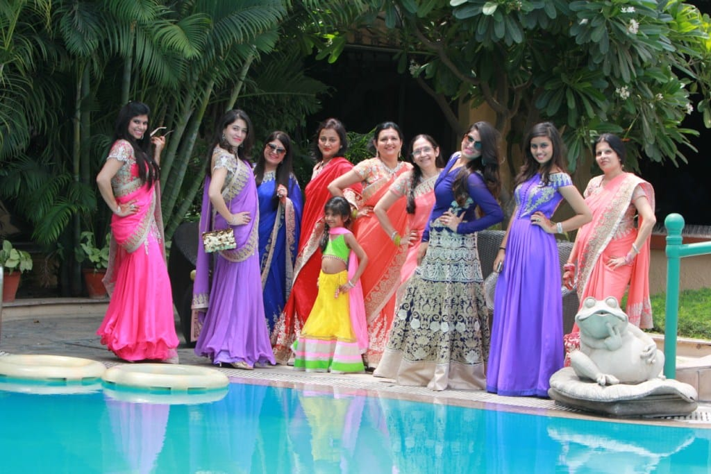 candid clicks!:tivoli garden resort hotel, bhansali jewellers, the umrao, manish malhotra
