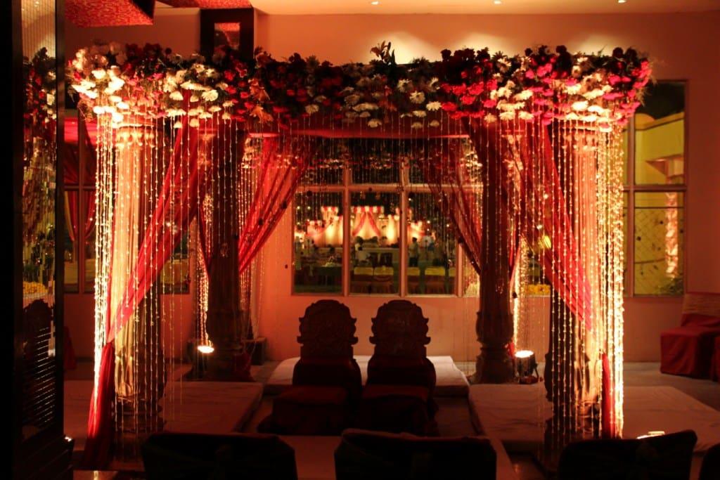 ethereal decoration!:tivoli garden resort hotel, bhansali jewellers, the umrao, manish malhotra