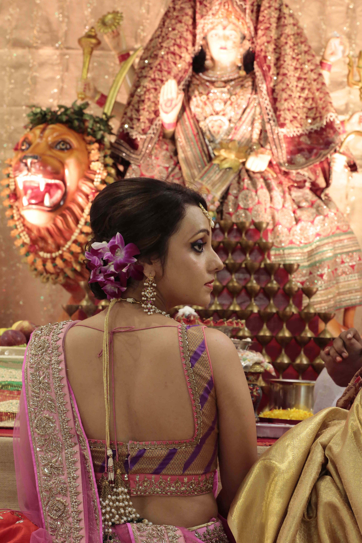 the pretty bride sonika!:the lalit, royal caterers, just men just kidding, pakhi makeup artist, papa dont preach, shantanu and nikhil, anushree reddy