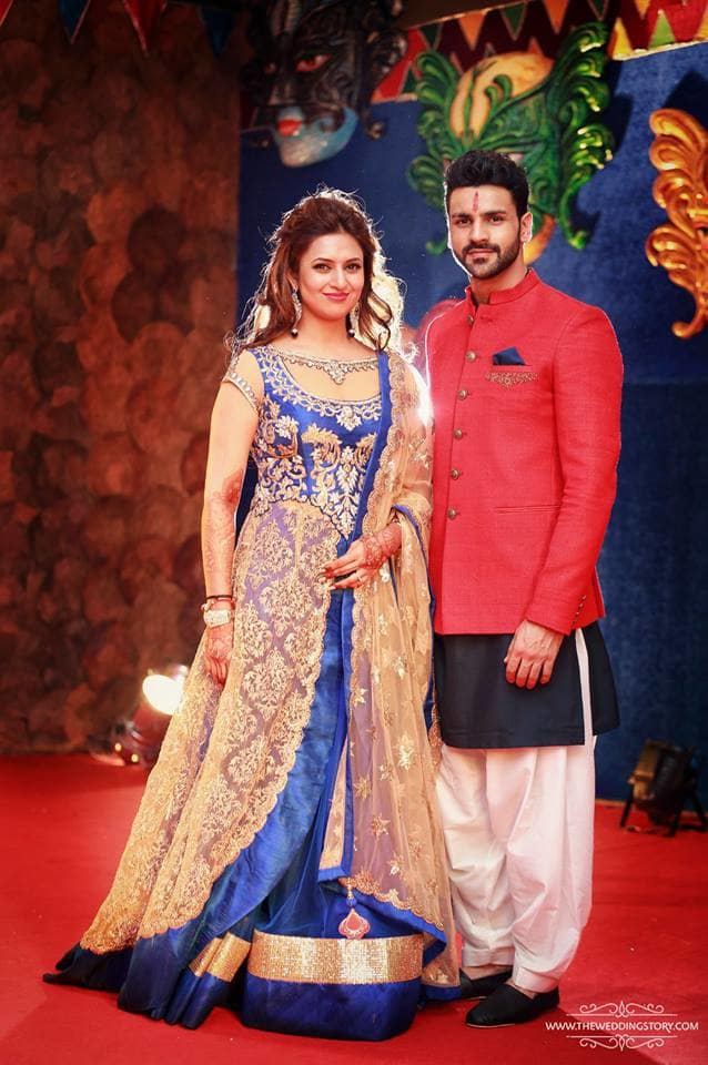 divyanka & vivek!:the wedding story