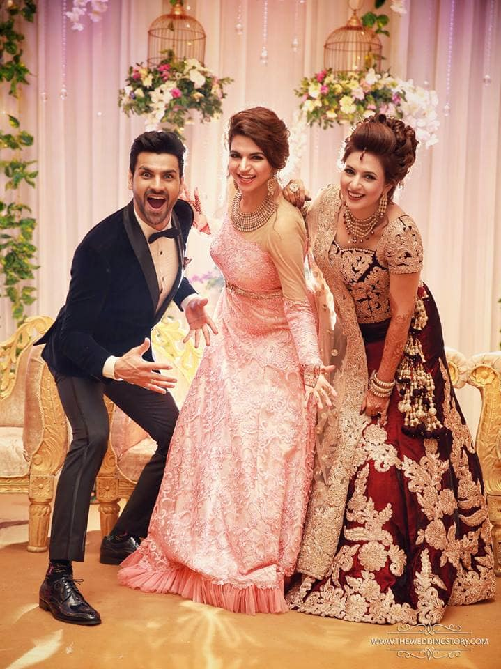 wedding madness!:the wedding story