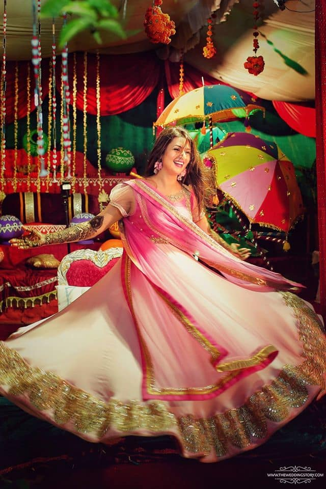 the bride divyanka!:the wedding story