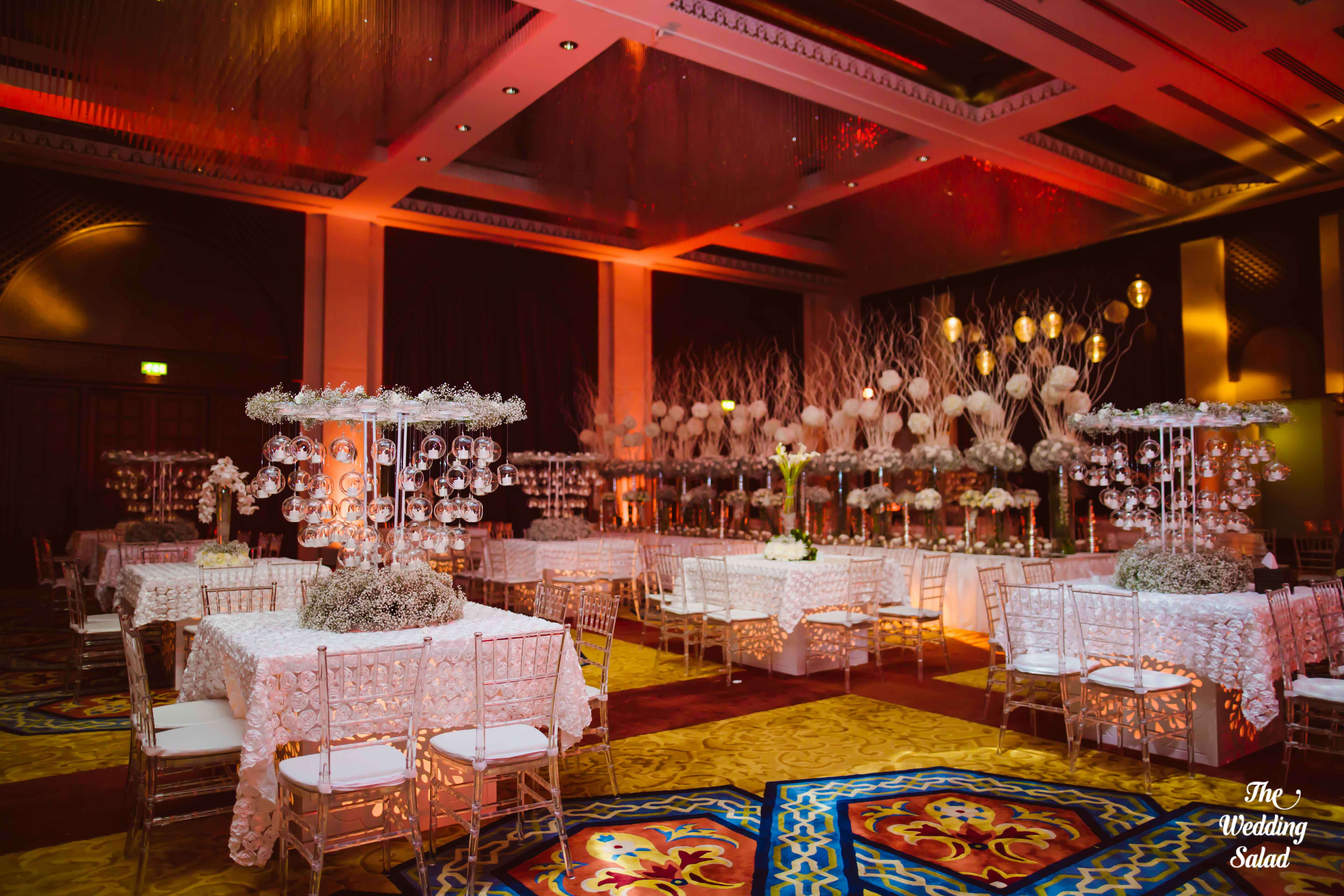 the perfect decoration!:the wedding salad, manish malhotra, arpita mehta, sabyasachi couture pvt ltd
