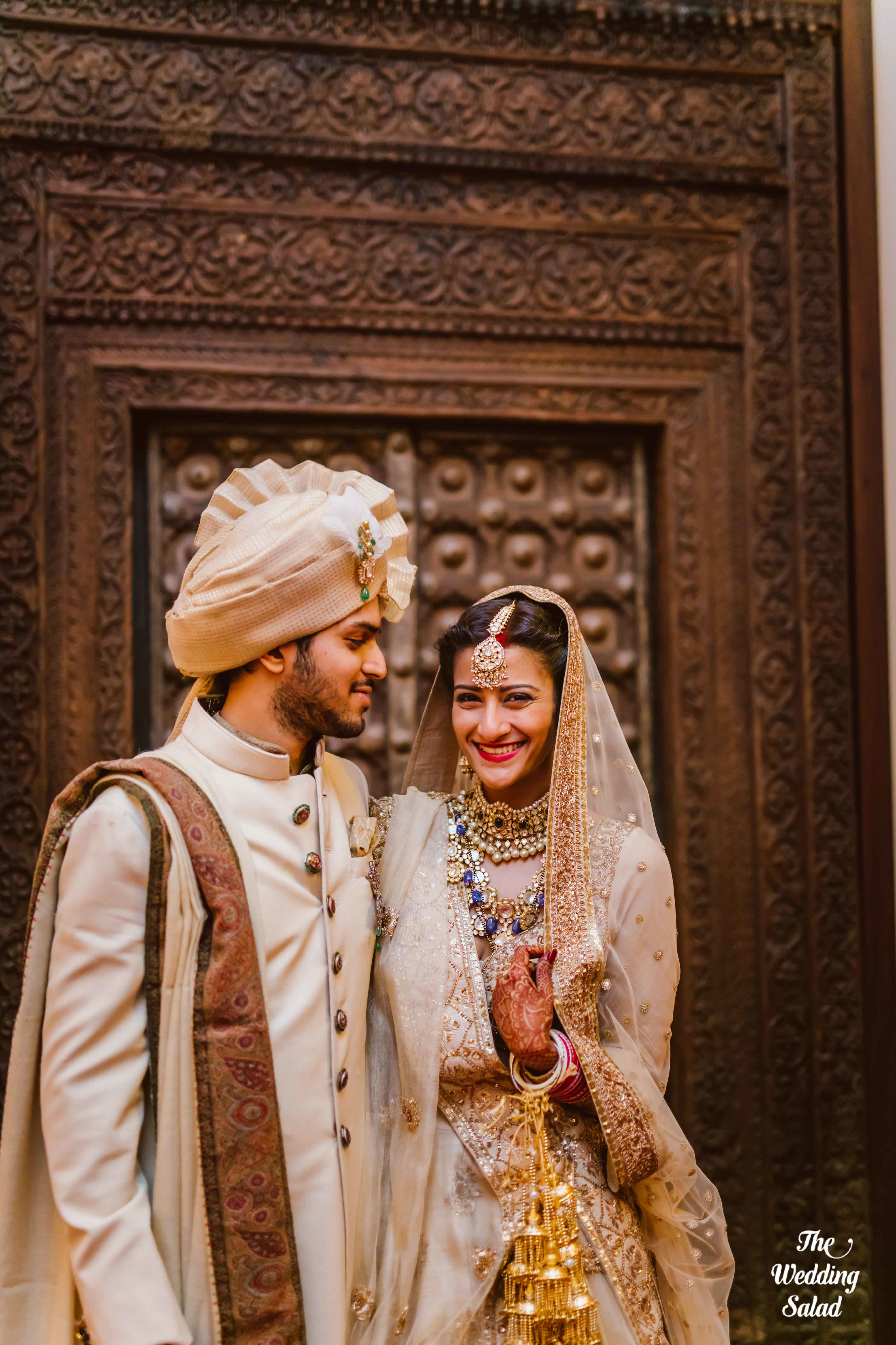 sasha & samarth!:the wedding salad, manish malhotra, arpita mehta, sabyasachi couture pvt ltd