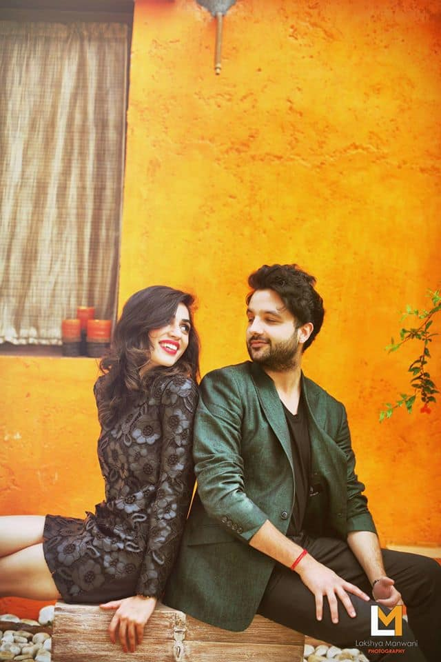 made for each other!:lakshya manwani photography, sabyasachi couture pvt ltd