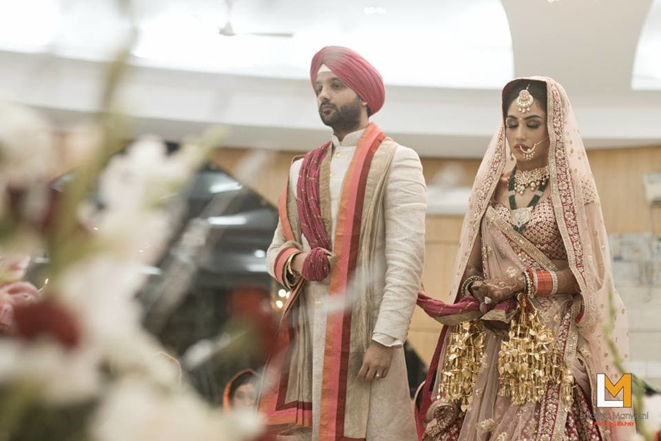 the royal wedding!:lakshya manwani photography, sabyasachi couture pvt ltd