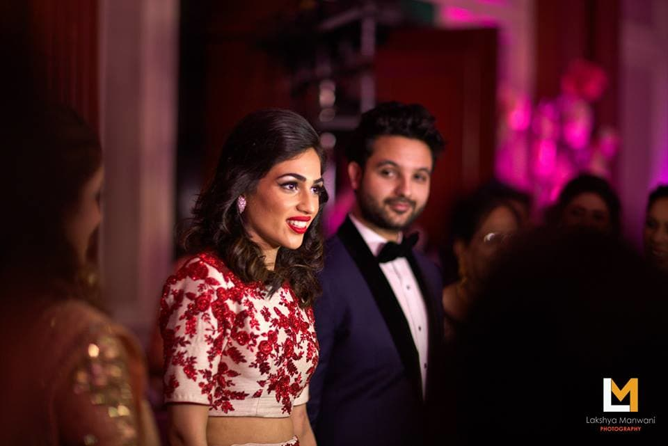 sakshi & navdeep!:lakshya manwani photography, sabyasachi couture pvt ltd