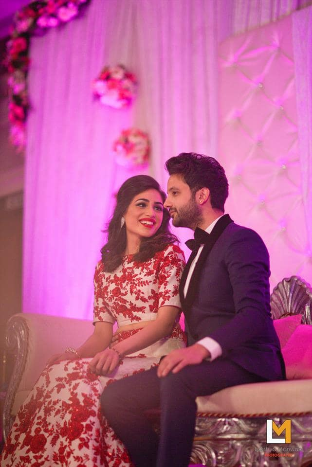 the perfect couple!:lakshya manwani photography, sabyasachi couture pvt ltd
