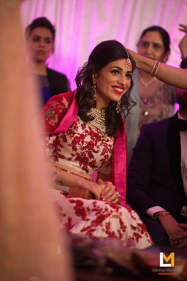 the bride!:lakshya manwani photography, sabyasachi couture pvt ltd