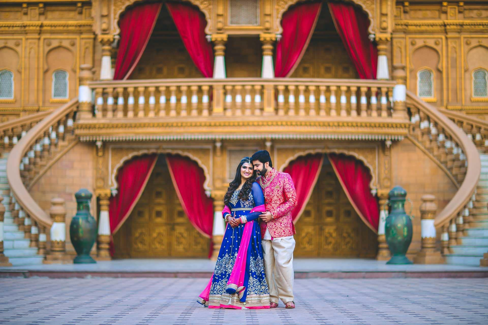 the grand wedding!:akshay sansare photography and films
