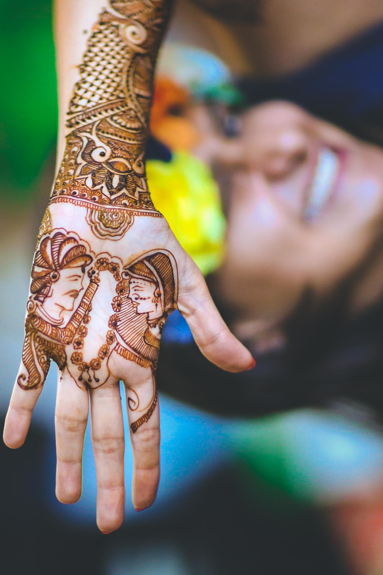 the exquisite bridal mehandi!:akshay sansare photography and films