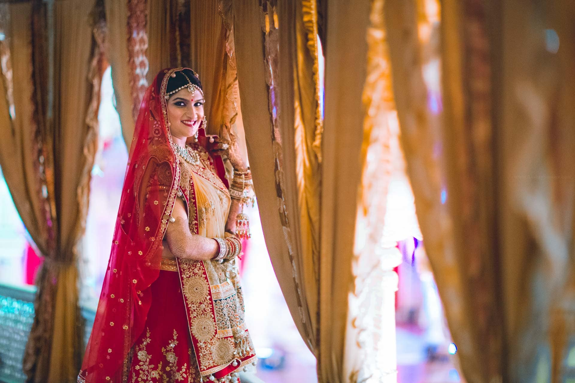 the bride malvika!:akshay sansare photography and films