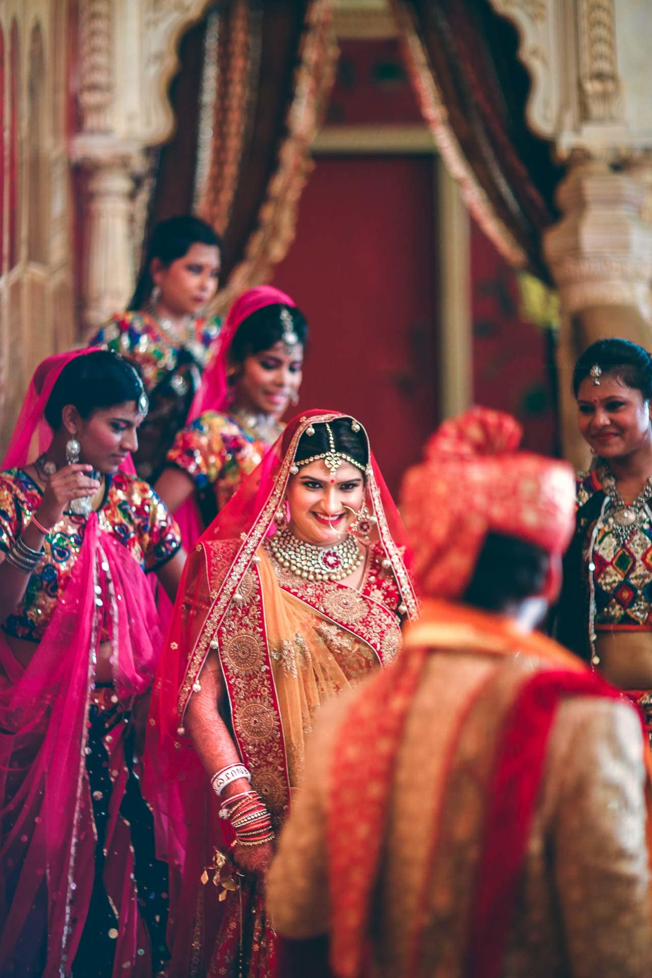 the mesmerizing bride!:akshay sansare photography and films