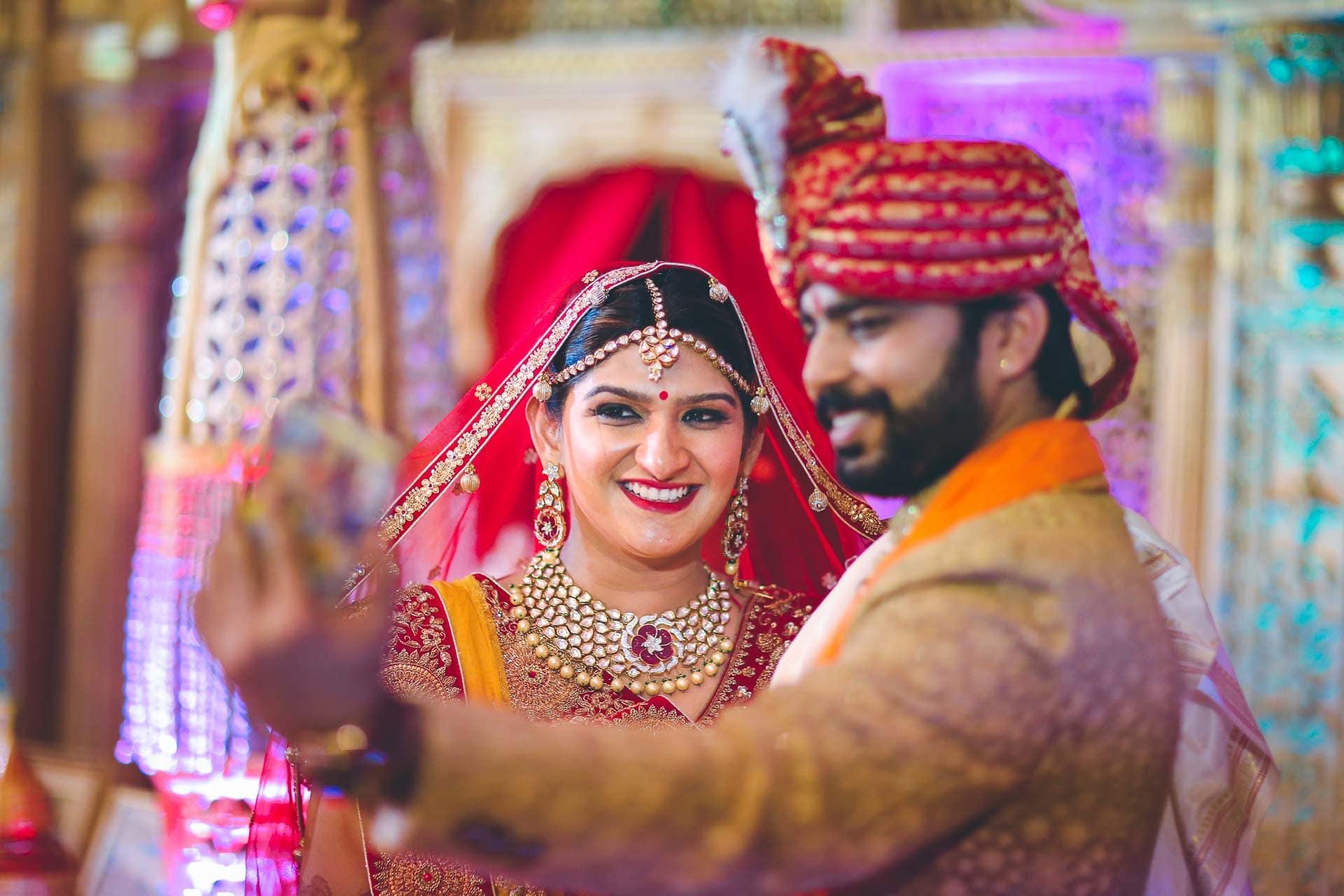 the bride malvika!:akshay sansare photography and films